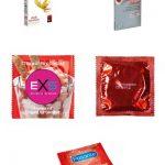 strawberry-flavoured-condoms